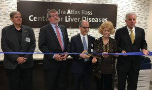 Ribbon Cutting Ceremony for Northwell Health¹s Center for Liver Diseases